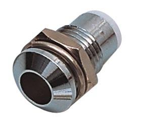 Metalen 5mm LED Houder