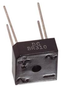 Bruggelijkrichter 1000V 10A
