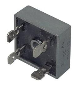 Bruggelijkrichter 400V 25A