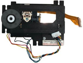 Laserunit CDM12.4 Compleet