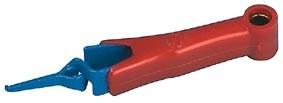 Mini Klem AGF2 Rood