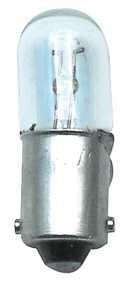 Bajonet Lampje 6,3V