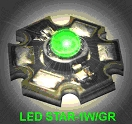 1 Watt Power LED