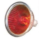 Halogeenlamp Rood