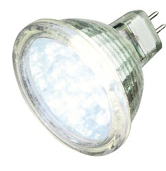 Halogeen - LED lamp wit