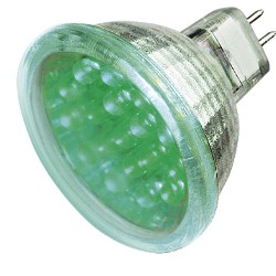 LED lamp - Groen - 12 Volt