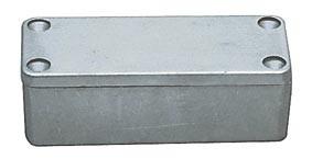 Aluminium Behuizing 90x36x30