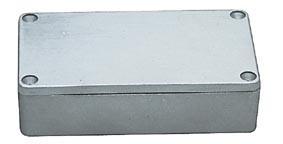 Aluminium Behuizing 115x65x30