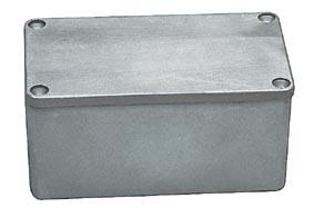 Aluminium Behuizing 115x65x55