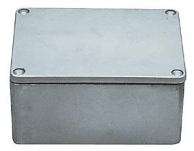 Aluminium Behuizing 115x90x55