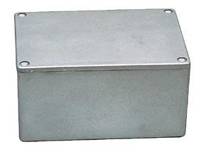Aluminium Behuizing 148x108x75