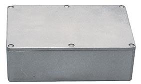 Aluminium Behuizing 171x121x55