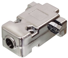 Metalen D-Connector Kapje
