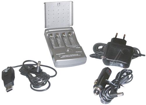Snellader - 230V - 12V en USB