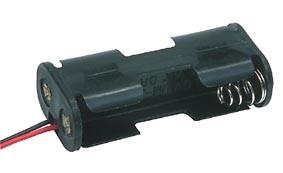 Batterij Houder 2x Penlite