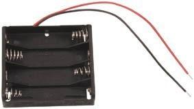 Batterij Houder 4x Potloodcel