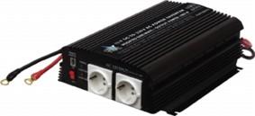 2000W Omvormer/Lader 24V-230V