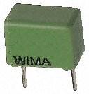 1 Film Condensator 6n8 - 63V