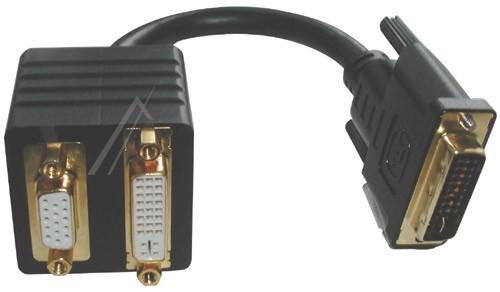 VGA-DVI Splitter