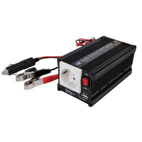 600W Omvormer 12V - 230V +USB