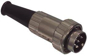 DIN Plug - 5 Polig Male