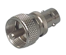 PL259  Plug   Verloop