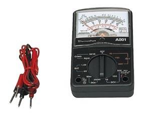 Analoge Multimeter