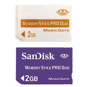 Memory Stick Geheugenkaart