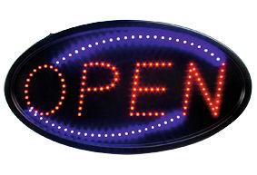 XXL - LED bord - Open
