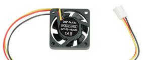 40mm Fan met 3pin konnektor