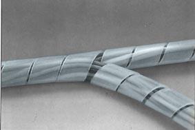 Spiraalslang  8-30mm 10m lang