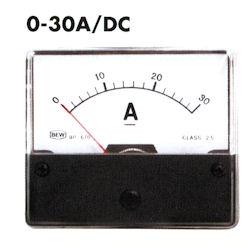 Paneel Meter 30A DC