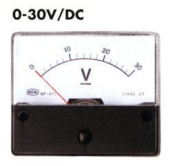 Paneel Meter 30V DC