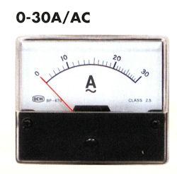 Paneel Meter 30A AC