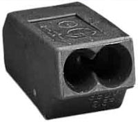 2-Voudige Lasklem 2,5mm2
