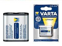 6V Foto Batterij CRP2 - Varta