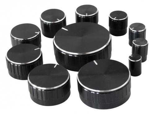 Zwarte Knoppen