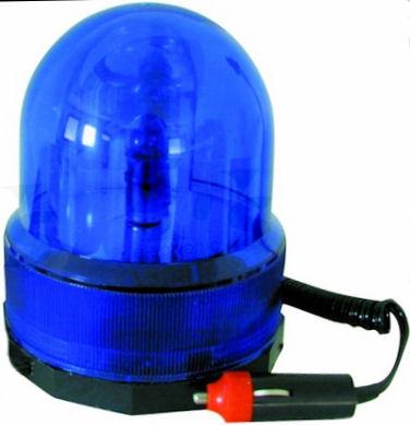 Blauw Zwaailicht - 12 Volt