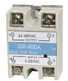 Solid State Relais 25A