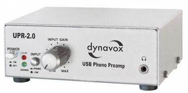 Phono Voorversterker - Nog1x