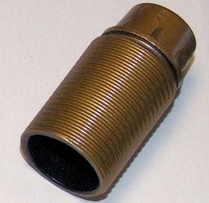 Goudkleurige Fitting - E14