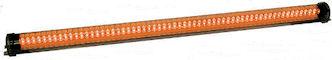 45cm LED Tube - Geel - Op=Op