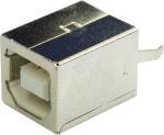 USB-B Chassisdeel Recht