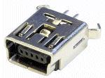 USB-Mini Chassisdeel Recht