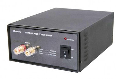 13,8 Volt Voeding - 30A