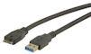 USB-A 3.0 kabel - Micro C