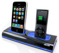 Lader voor iPod + iPhone Op=Op