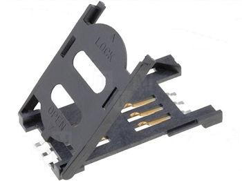 Sim kaart connector