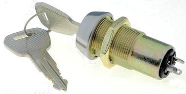 Sleutelschakelaar (keyswitch)