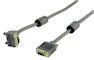 Haakse VGA Kabel 5m